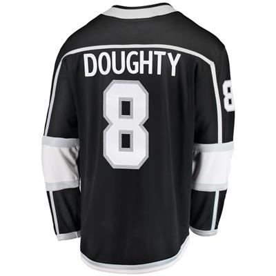 Back (Fanatics Los Angeles Kings Replica Jersey - Drew Doughty - Adult)
