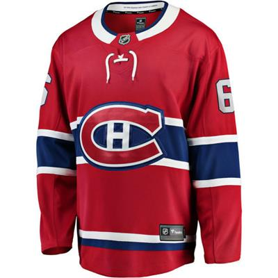Front (Fanatics Montreal Canadiens Replica Jersey - Shea Weber - Adult)