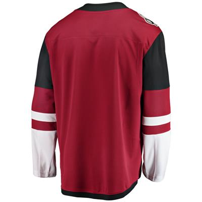 Back (Fanatics Arizona Coyotes Replica Home Jersey - Adult)