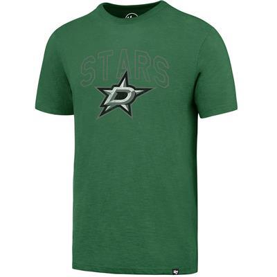 (47 Brand Dallas Stars Scrum Short Sleeve Tee Shirt - Adult)