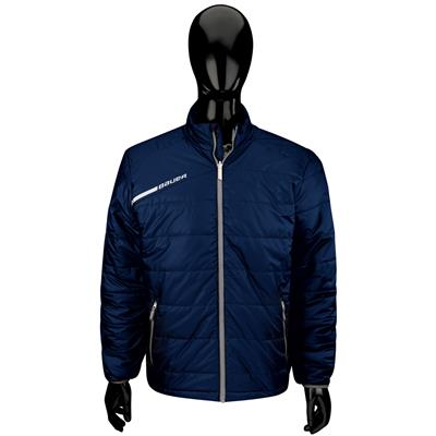 Navy (Bauer Flex Bubble Hockey Jacket - Junior)