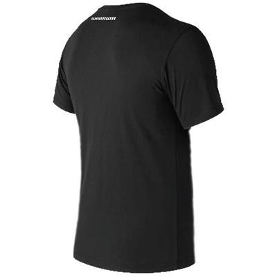 Back (Warrior Hockey Street Tee Shirt - Adult)