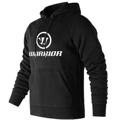 Black (Warrior Hockey Street Pullover Hoodie - Adult)