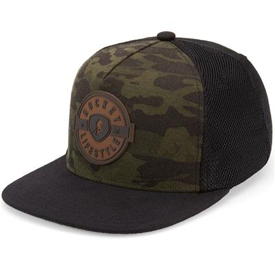 (Gongshow Camo Flow Adjustable Hat - Adult)