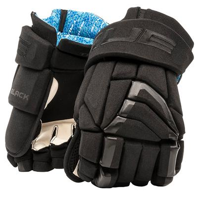 Black (TRUE X-Core Black Hockey Gloves - Junior)