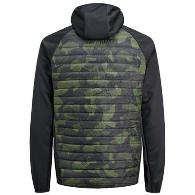 Back (TRUE XCore Multi Quilted Jacket - Adult)