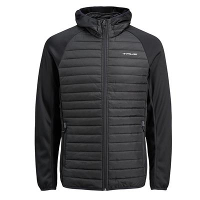 Black (TRUE XCore Multi Quilted Jacket - Adult)