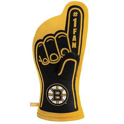 (YouTheFan #1 Oven Mitt - Boston Bruins)