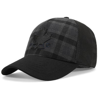 (Gongshow Plaid and Proud Adjustable Hat - Adult)