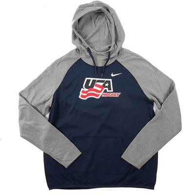 (Nike USA Hockey Hoody - Womens)