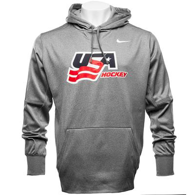 (Nike USA Hockey Therma Hoody - Adult)