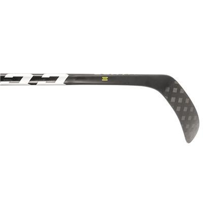 (CCM Ribcor Pro 3 PMT Grip Composite Hockey Stick - Intermediate)