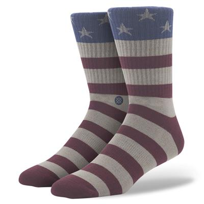 (Stance The Fourth Crew Socks - Adult)