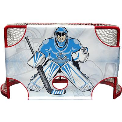 (Hockey Revolution USA My Goalie Target)
