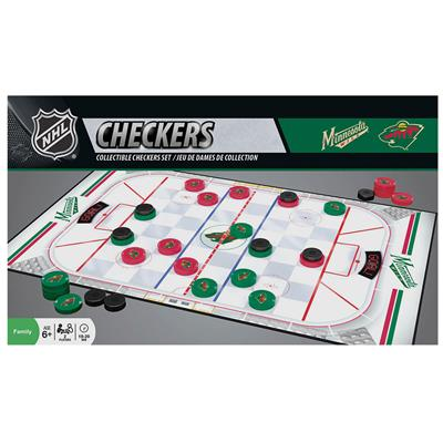 (NHL Checkers - Minnesota Wild)