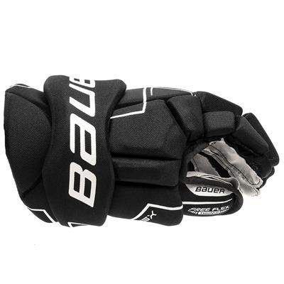 (Bauer NSX Hockey Gloves - Junior)