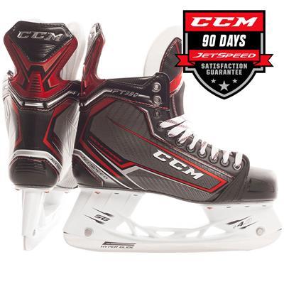 (CCM Jetspeed FT390 Ice Hockey Skates - Senior)