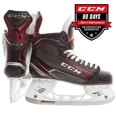 (CCM Jetspeed FT380 Ice Hockey Skates - Junior)