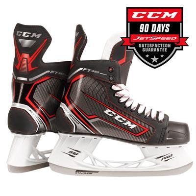 (CCM JetSpeed FT350 Ice Hockey Skates - Senior)