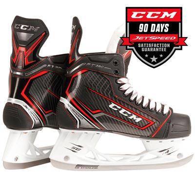 (CCM JetSpeed FT360 Ice Hockey Skates - Junior)