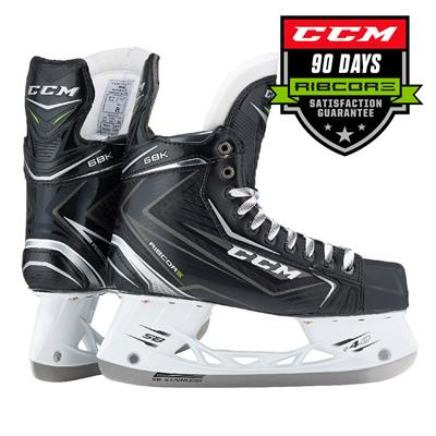 (CCM Ribcor 68K Ice Hockey Skates - Senior)