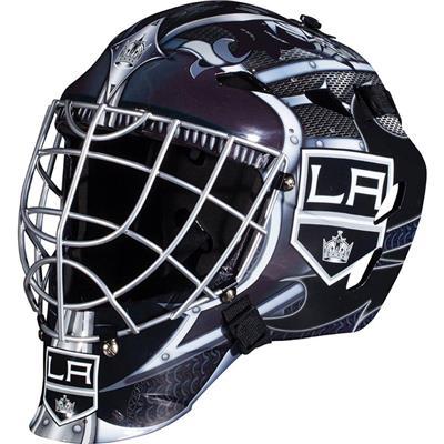 LA Kings (Franklin GFM1500 NHL Decal Street Hockey Goalie Mask)