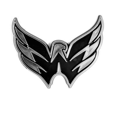 (Chrome Auto Emblem - Washington Capitals)