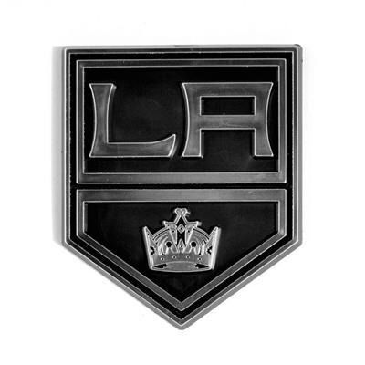 (Chrome Auto Emblem - Los Angeles Kings)