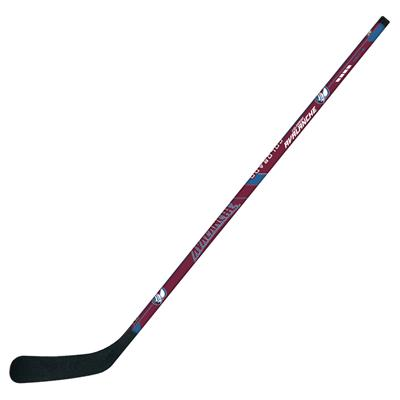 (Franklin NHL Team Fused Stick - Colorado Avalanche)