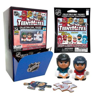(NHL TeenyMates Figures Pack - Series 5)