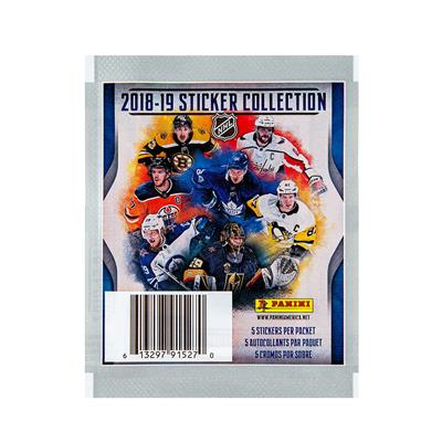 (Panini NHL Sticker Pack 2018/19)