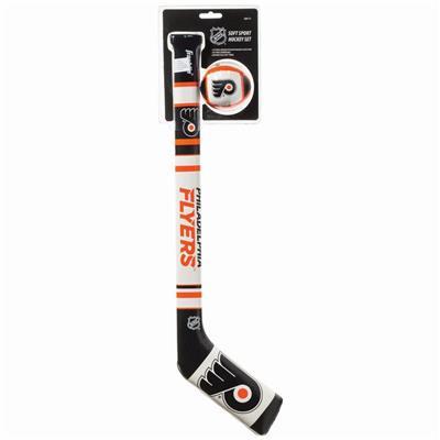 (Franklin NHL Team Soft Sport Mini Hockey Set - Philadelphia Flyers)