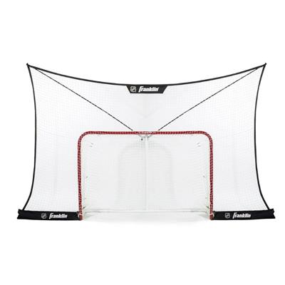 (Franklin NHL FiberTech Goal Backstop)