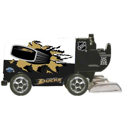 (Die Cast Zamboni - Anaheim Ducks)