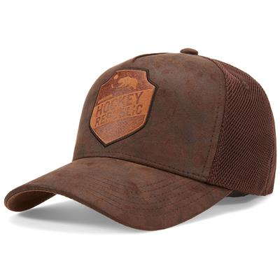Front (Gongshow Born and Raised Adjustable Hat - Adult)