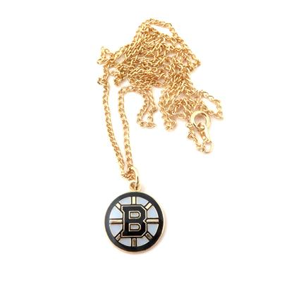 (Boston Bruins Necklace)