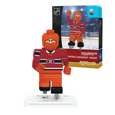 (OYO Sports Montreal Canadiens Mascot Youppi)