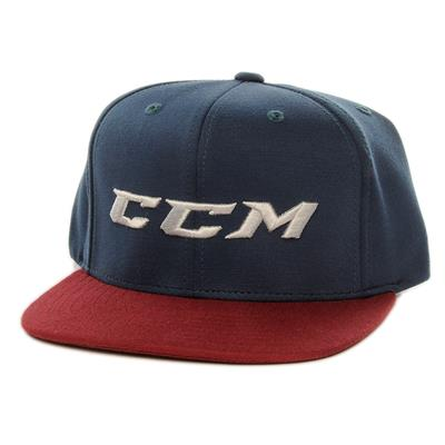 Front (CCM Holiday Snapback Cap - Adult)
