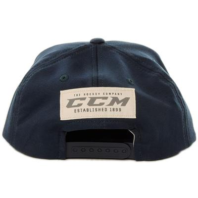 Back (CCM Holiday Snapback Cap - Adult)
