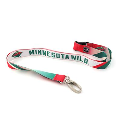 (Wild Sublimated Lanyard)