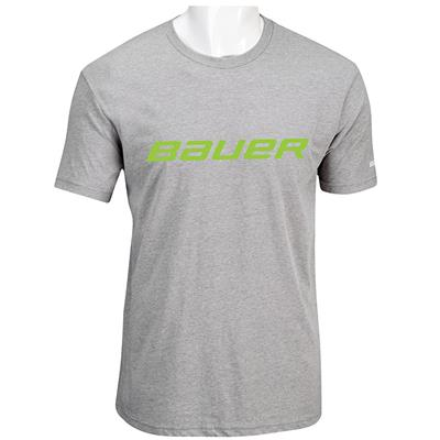(Bauer Core Color Pop Short Sleeve Tee Shirt - Youth)