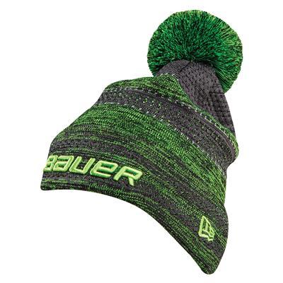 (Bauer New Era Color Pop Pom Knit Hat - Adult)