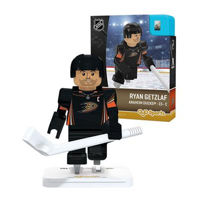 (OYO Sports Ryan Getzlaf Minifigure - Anaheim Ducks)