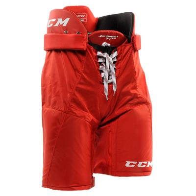 Red (CCM JetSpeed FT370 Hockey Pants - Junior)