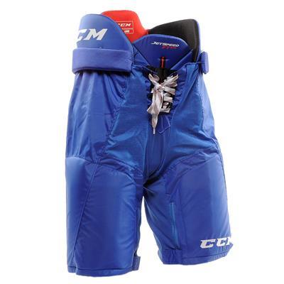 Royal (CCM JetSpeed FT370 Hockey Pants - Junior)