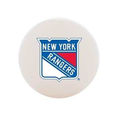 (Franklin NHL Team Street Hockey Ball - New York Rangers)