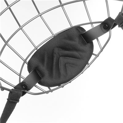 (Warrior Alpha One Combo Hockey Helmet)