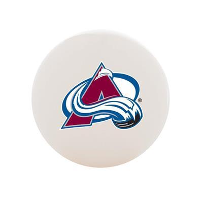 (Franklin NHL Team Street Hockey Ball - Colorado Avalance)