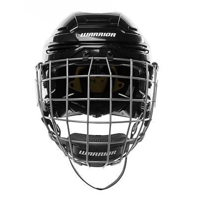 (Warrior Alpha One Pro Combo Hockey Helmet)
