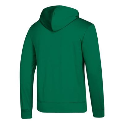 Back (Adidas NHL Performance Hoodie - Dallas Stars - Mens)